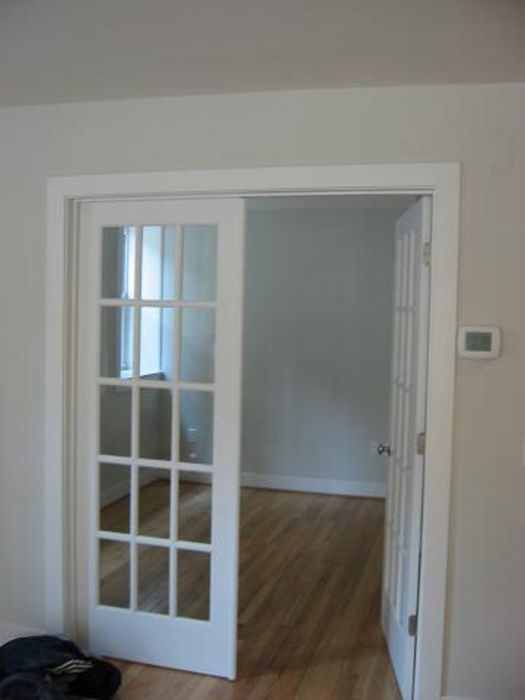 Roth 39 s handyman service personal professional service - Swinging double doors interior ...