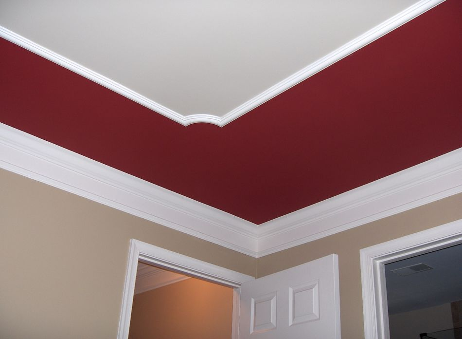 Curved moldings clue